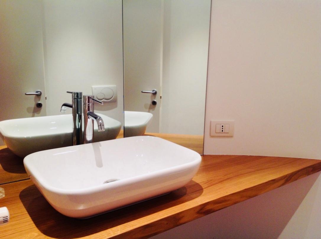 Come arredare un piccolo bagno u2013 pillole di design