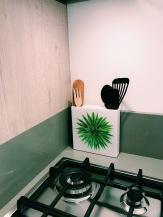 Hummi Agave come portaoggetti in cucina