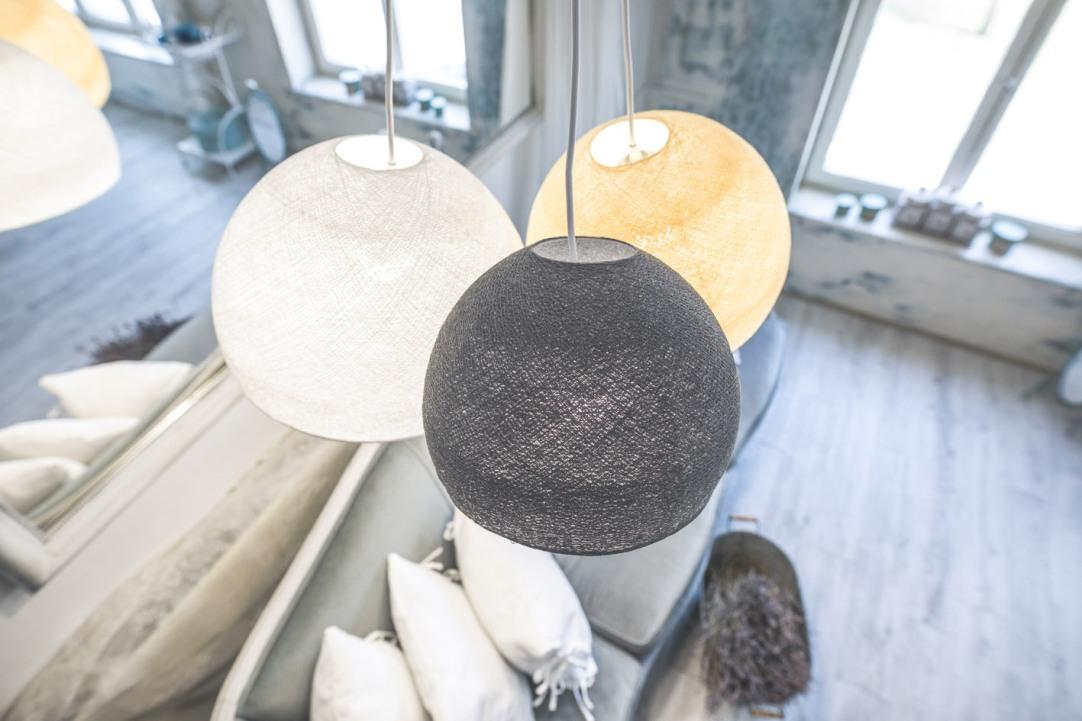 Lampade COBO a semi sfera