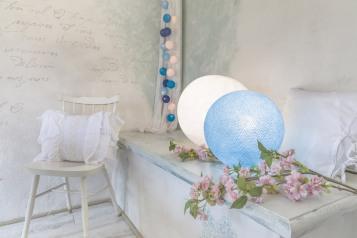 Lampade COBO a sfera